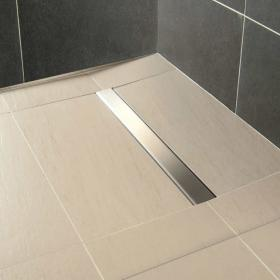 Impey Aqua-Dec Linear 2 1000 x 1000mm Wetroom Floor Former