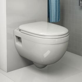 Pura Ivo Compact Wall Hung Toilet & Luxury Seat