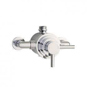 Hudson Reed Tec Dual Exposed Thermostatic Valve