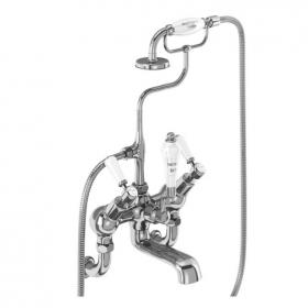 Burlington Kensington Angled Wall Mounted Bath Shower Mixer