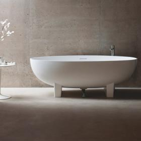 Clearwater 1690 Lacrima Natural Stone Freestanding Bath