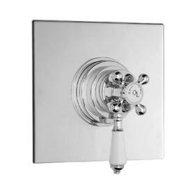 Old London Dual Concealed Thermostatic Shower Valve