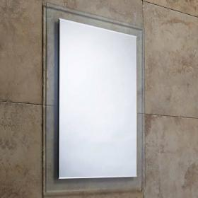 Roper Rhodes Level Bevelled Bathroom Mirror