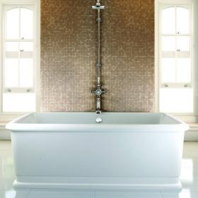 Burlington London Rectangular Freestanding Bath