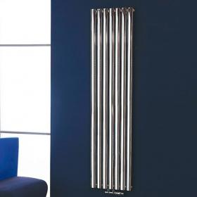 Phoenix Louise Tall Chrome Designer Radiator