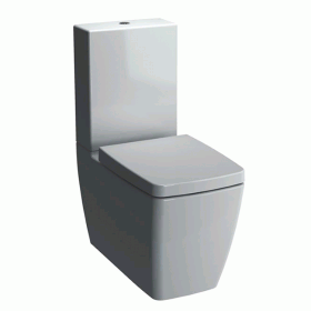 Vitra Designer M-Line Close Coupled Back To Wall WC & Standard Seat