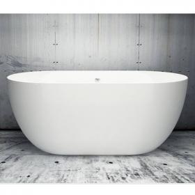 Charlotte Edwards Mayfair 1500mm Modern Freestanding Bath