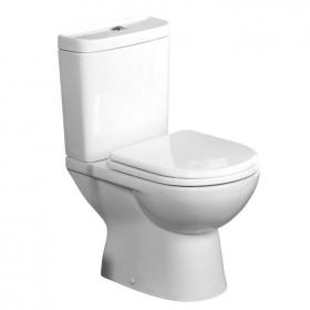 Tavistock Micra Short Projection WC with Cistern and Seat