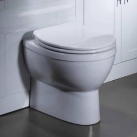 Roper Rhodes Minerva Back To Wall WC & Seat