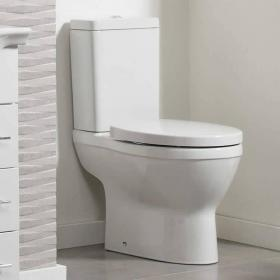Roper Rhodes Minerva Close Coupled Toilet & Juno Seat