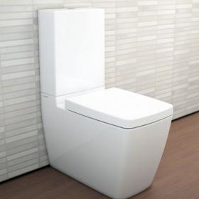 Vitra Designer M-Line Back To Wall Close Coupled WC & Seat
