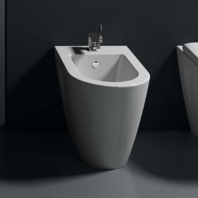 GSI Norm 55 Back To Wall Bidet