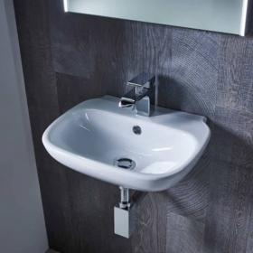 Roper Rhodes Note 450mm 1 Tap Hole Basin