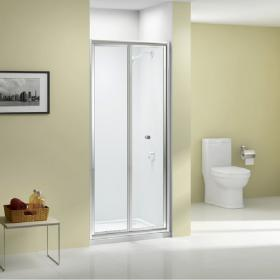 Ionic by Merlyn Source 4mm Bifold Shower Door