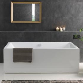 BC Designs Parama 1800mm Acrylic Freestanding Bath