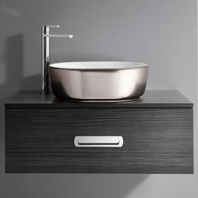 Bauhaus Pearl Platinum 450mm Countertop Basin