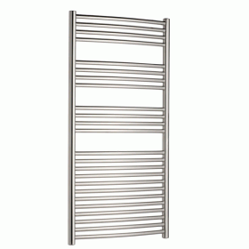 Radox Premier XL Curved Stainless Steel Towel Radiator