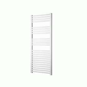 Radox Premier Curved White Towel Radiator