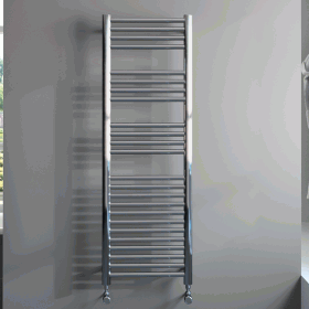 Radox Premier XL Flat Stainless Steel Towel Radiator