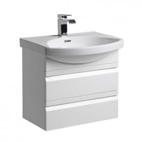 Roper Rhodes Profile White 600mm Wall Mounted Unit & Basin