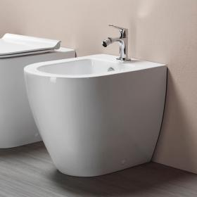 GSI Pura 50 Back To Wall Bidet