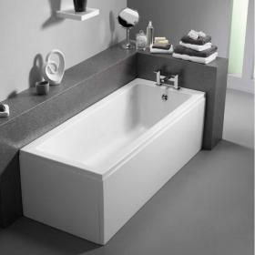 Pura Bloque 1700 x 750mm Single Ended Bath