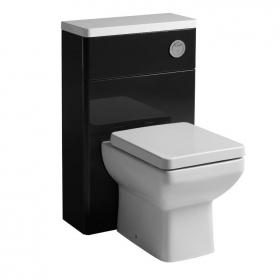 Tavistock Q60 Graphite Back To Wall WC Unit