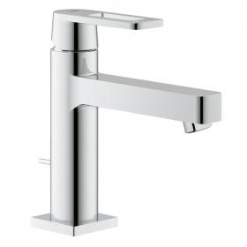 Grohe Quadra Mid Height Basin Mixer Tap Inc Pop-up Waste