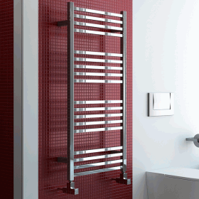Radox Chrome Quebis Radiator