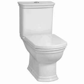 Vitra Serenada Close Coupled WC Suite