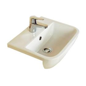 RAK Series 600 Semi Recessed Basin