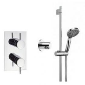 Crosswater Kai Designer Slider Rail Shower Pack