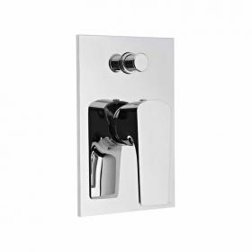 Photo of Roper Rhodes Sign Manual Mixer Shower Valve with Diverter