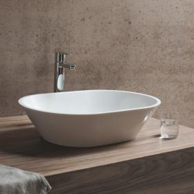 Clearwater Sontuoso 590mm Natural Stone Basin