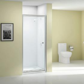Ionic by Merlyn Source 6mm Pivot Shower Door