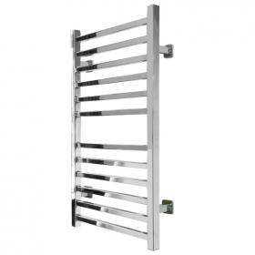 SBH Midi Square Electric Stainless Steel Radiator