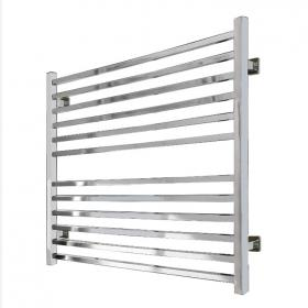 SBH Midi Wide Square Electric Stainless Steel Radiator