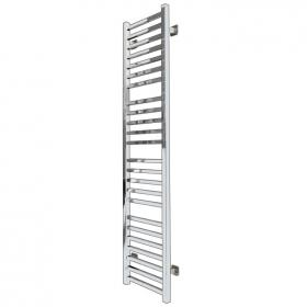 SBH Mega Slim Square 1600 x 360mm Electric Stainless Steel Radiator