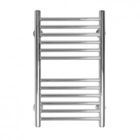 SBH Compact Slim Flat 600 x 360mm Electric Stainless Steel Radiator