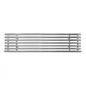 SBH Tubes Horizontal 380 x 1600mm Electric Stainless Steel Radiator