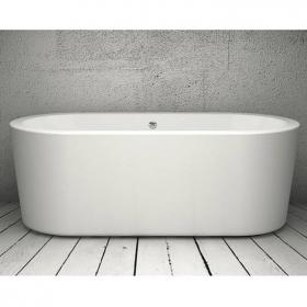 Charlotte Edwards 1675mm Strand Contemporary Freestanding Bath