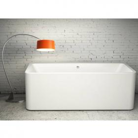 Charlotte Edwards 1720 Stratford Back to Wall Freestanding Bath
