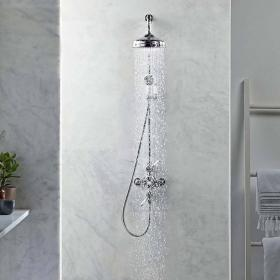 Photo of Roper Rhodes Henley Dual Function Exposed Shower Kit