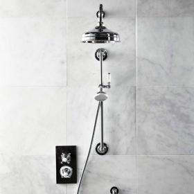 Photo of Roper Rhodes Henley Dual Function Concealed Diverter Shower Kit