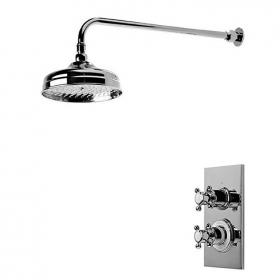 Photo of Roper Rhodes Henley Single Function Concealed Shower System