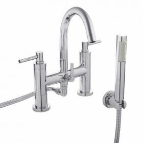 Photo of Hudson Reed Tec Lever Bath Shower Mixer