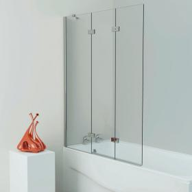 Kudos Inspire 3 Panel In fold Bath Screen