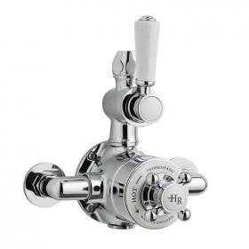 Hudson Reed Topaz Twin Exposed Shower Valve