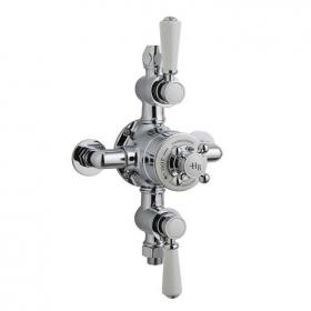 Hudson Reed Topaz Triple Exposed Shower Valve