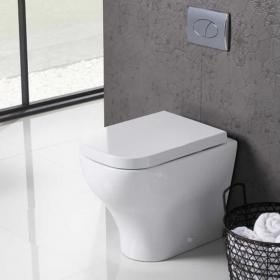 Roper Rhodes Version 550mm Back To Wall WC & Soft Close Seat